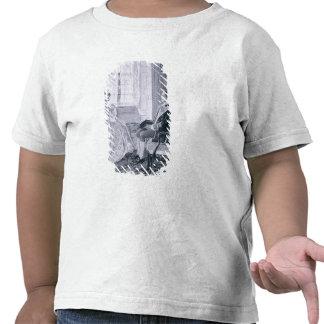 Washington y Maria Philipse Camisetas