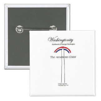 Washingtonity Religion logo Pinback Button
