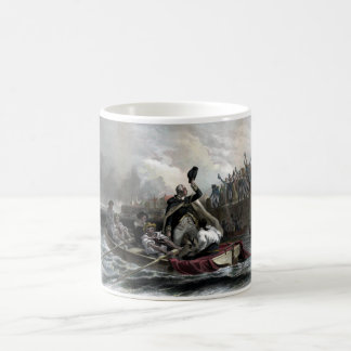 Washington's Adieu To His Generals Coffee Mug