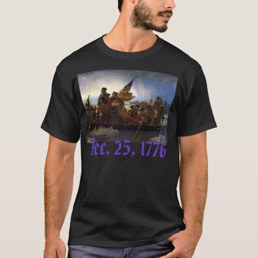 washington's battles T-Shirt