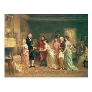 Washington's Birthday, 1798 Postcards