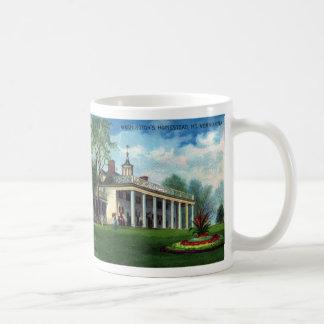 Washington's Homestead Mt. Vernon, VA Coffee Mug