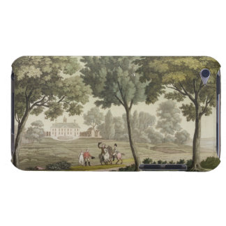 Washington's house at Mount Vernon, from 'Le Costu Barely There iPod Case