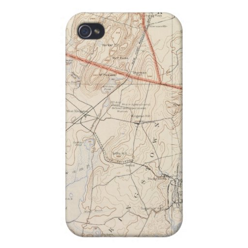 Washinton County Cases For iPhone 4