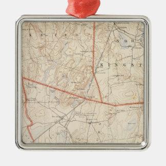Washinton County Metal Ornament