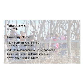 Washita National Wildlife Refuge - Environmental E Double-Sided Standard Business Cards (Pack Of 100)