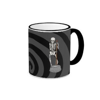 Washtub Bass Bones Ringer Mug