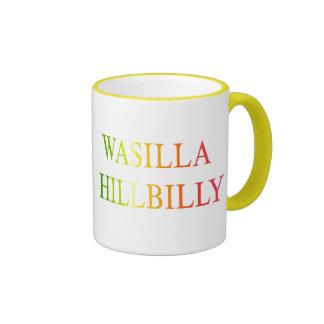 WASILLA HILLBILLY COFFEE MUG