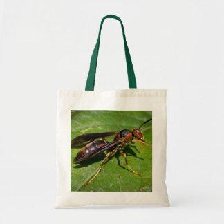 Wasp Canvas Bag