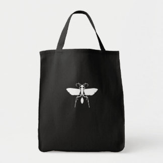 Wasp Grocery Tote Bag
