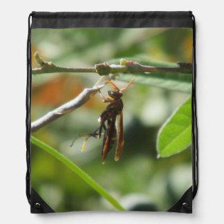 Wasp Cinch Bag
