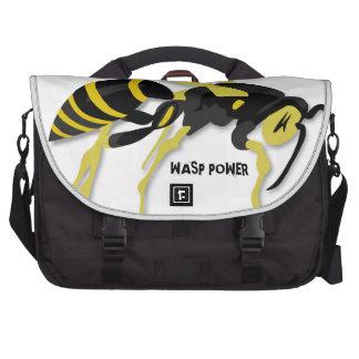 WASP POWER LAPTOP COMPUTER BAG