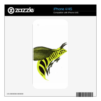 Wasp Skins For The iPhone 4S
