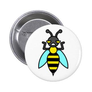 Wasp Standard Round Button