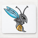Wasp Sting Mouse Pad