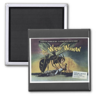 wasp woman magnet