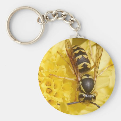 Wasps Key Chains