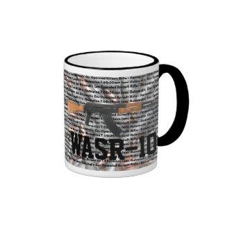 WASR-10 7.62x39mm Coffee Mug