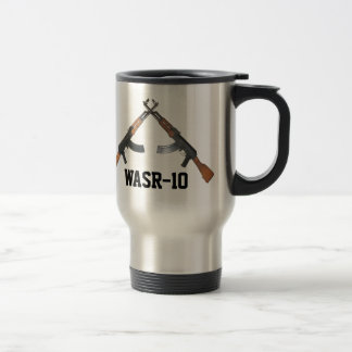 WASR-10 - Crossed Travel Mug