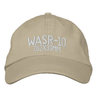WASR-10 - Embroidered Hat