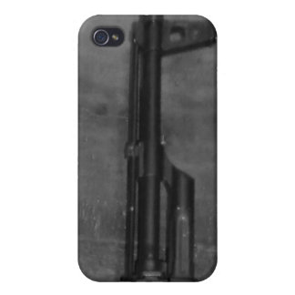 WASR-10 Front Sight iPhone 4 Cover