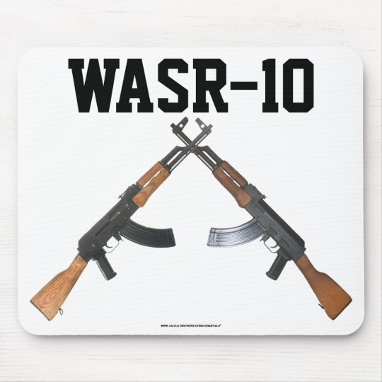 WASR-10 Mouse Pad