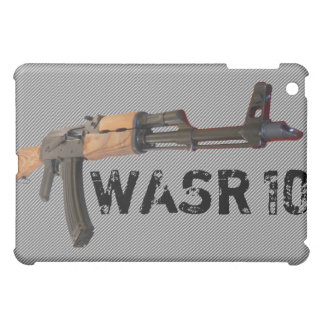 WASR-10 - On Carbon Look Cover For The iPad Mini