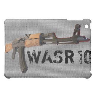 WASR-10 - On Carbon Look iPad Mini Case