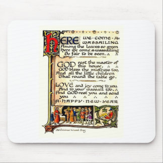 Wassail Mouse Pad