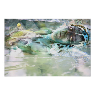 wasser poster water imprimes print art plakat