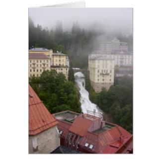 Wasserfall, Bad Gastein Card
