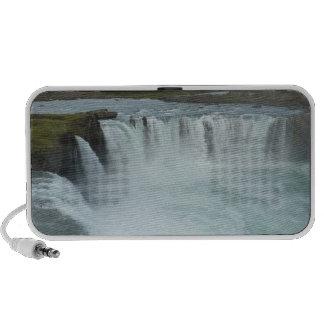 Wasserfall Mobiler Speaker