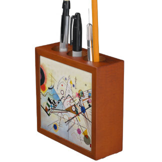 Wassily Kandinsky - composición 8 - arte funcional Portalápices