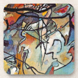 Wassily Kandinsky Composition Five Coaster