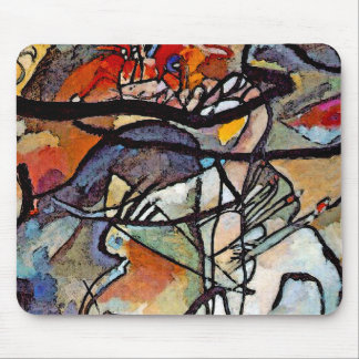 Wassily Kandinsky Composition Five Mouse Pad