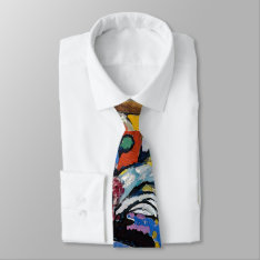 Wassily Kandinsky - Composition Ii Abstract Art Tie at Zazzle