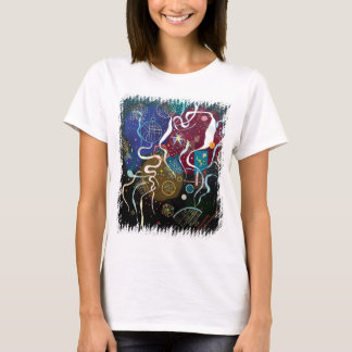 Wassily Kandinsky - Composition One Abstract Art T-Shirt