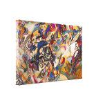 Wassily Kandinsky Composition Seven Canvas Print