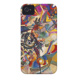 Wassily Kandinsky Composition Seven iPhone 4 Cases