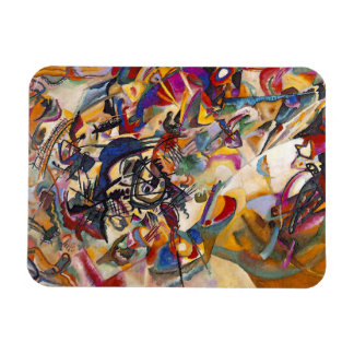 Wassily Kandinsky Composition Seven Flexible Magnets