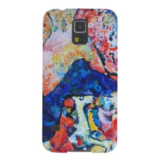 Wassily Kandinsky horse rider blue mountains Case For Galaxy S5