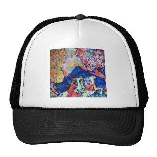 Wassily Kandinsky horse rider blue mountains Trucker Hat