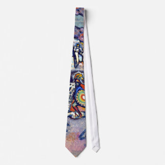 Wassily Kandinsky - Saint George & The Horsemen Neck Tie