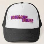wassup bruh hat