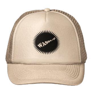 Wassup Hat in Khaki