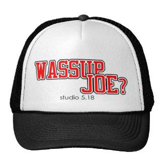 wassup joe hat