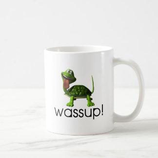 Wassup Turtle Coffee Mug