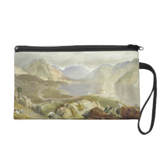 Wast Water, from 'The English Lake District', 1853 Wristlet Clutches