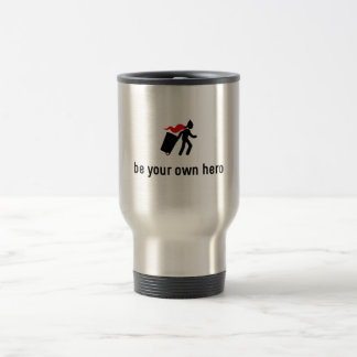 Waste Collecting Hero Travel Mug