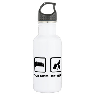 Waste Collector Stainless Steel Water Bottle